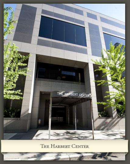 Enter The Harbert Center Web Site